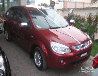 2010 Ford Fiesta Classic 1.6 SXI Duratec