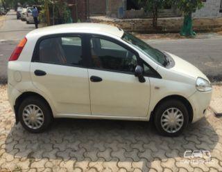2014 Fiat Grande Punto Active (Diesel)