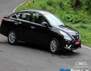 2014 Nissan Sunny Diesel XV