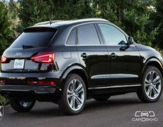 2017 Audi Q3 35 TDI Quattro Technology