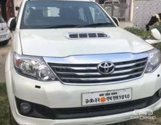 2016 Toyota Fortuner 4x4 AT