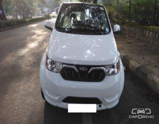 2017 Mahindra e2oPlus P4