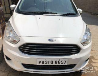 2015 Ford Figo 1.5D Titanium Plus MT