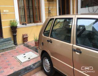 2000 Fiat Uno 1.7 ELX AC