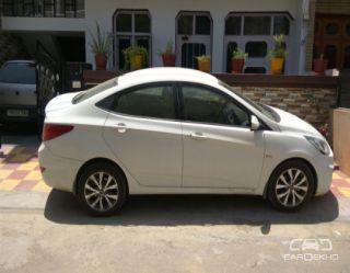 2014 Hyundai Verna 1.6 SX