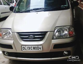 2005 Hyundai Santro Xing XO