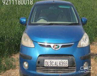 2008 Hyundai i10 Magna 1.1L