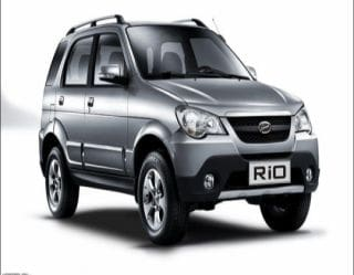 2013 Premier Rio Petrol GLX
