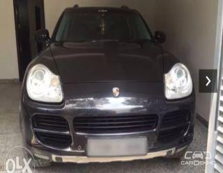 2006 Porsche Cayenne Turbo