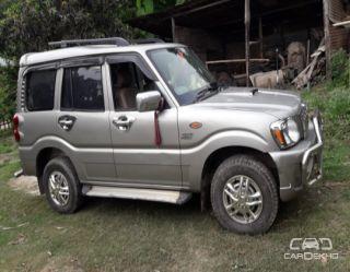 2014 Mahindra Scorpio EX
