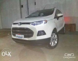 2017 Ford EcoSport 1.5 TDCi Titanium