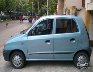 2002 Hyundai Santro LE