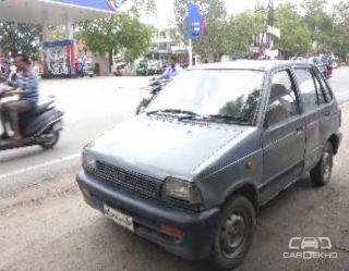 2003 Maruti 800 Std BSII