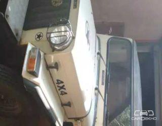 1997 Mahindra Jeep CL 500 MDI
