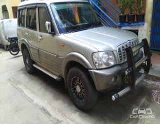 2004 Mahindra Scorpio 2.6 SLX CRDe