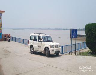 2011 Mahindra Scorpio VLX 4WD AIRBAG AT BSIV