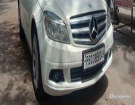 2011 Mercedes-Benz New C-Class 220 CDI MT