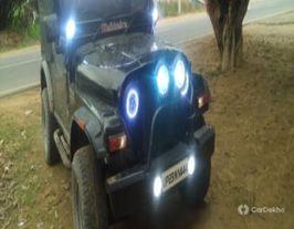 2013 Mahindra Thar 4X4