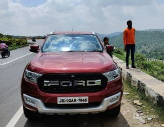 2017 Ford Endeavour 3.2 Trend AT 4X4