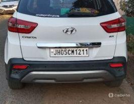 2019 Hyundai Creta 1.6 VTVT SX Plus Dual Tone