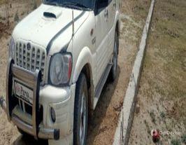 2008 Mahindra Scorpio VLX 2WD 7 Str BSIII