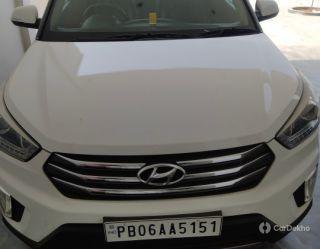 Hyundai Creta 1.6 CRDi SX Plus Dual Tone