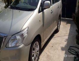 2014 Toyota Innova 2.5 G (Diesel) 7 Seater BS IV