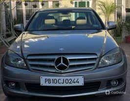 2008 Mercedes-Benz New C-Class 200 CDI Elegance