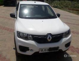 2017 Renault KWID RXL