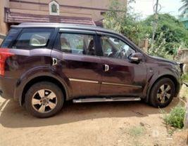 2013 Mahindra XUV500 W8 AWD