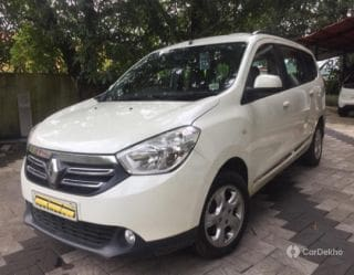 Renault Lodgy 110PS RxZ 8 Seater