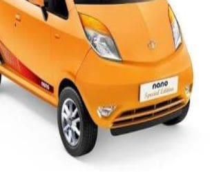 2013 Tata Nano LX SE