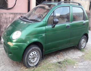 2000 Daewoo Matiz SS