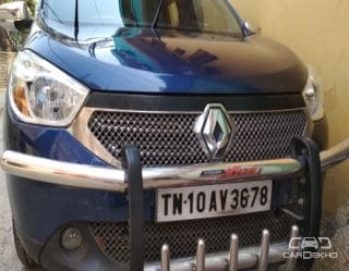2015 Renault Lodgy Stepway 110PS RXL 8S