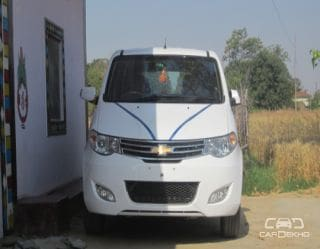 2015 Chevrolet Enjoy 1.3 TCDi LTZ 8