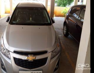 2015 Chevrolet Cruze LTZ AT