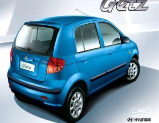 2005 Hyundai Getz GLX