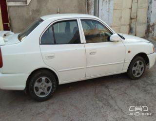2002 Hyundai Accent GLE
