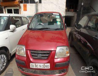 2006 Hyundai Santro Xing XO CNG