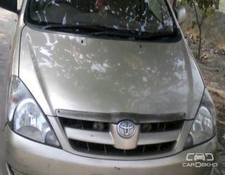 2008 Toyota Innova 2.5 G4 Diesel 8-seater