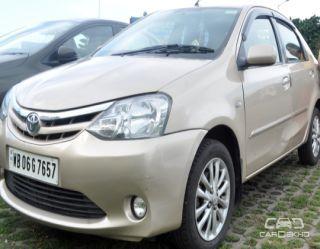 2011 Toyota Etios V