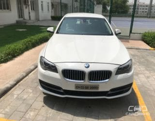 2015 BMW 5 Series 2013-2017 520d Prestige Plus
