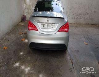 2016 Mercedes-Benz CLA 200 CDI Style