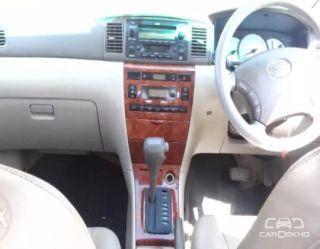 2005 Toyota Corolla H4