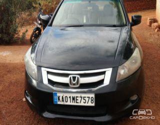 2008 Honda Accord 2.4 MT