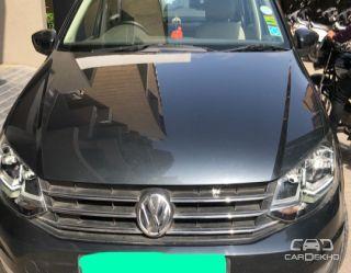 2017 Volkswagen Vento 1.2 TSI Highline Plus AT
