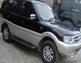 2011 Tata New Safari DICOR 2.2 EX 4x2
