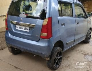 2010 Maruti Wagon R LXI CNG