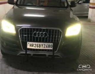 2013 Audi Q5 2.0 TDI Premium Plus