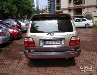 2003 Lexus LX SUV Petrol